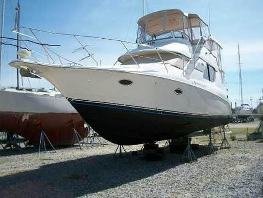 2001 Silverton 352 Motoryacht For Sale At Demopolis Al