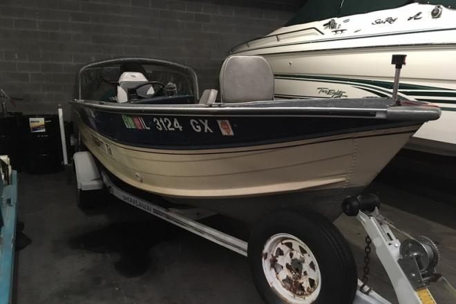 1988 Smoker Craft 161 Magnum - For Sale at Johnsburg, IL 60050 - ID 113856