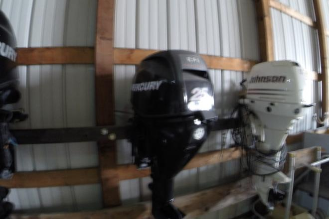 2012 Mercury 25 ELPT EFI 4-STROKE - For Sale at Clear Lake, IA 50428 - ID 114558