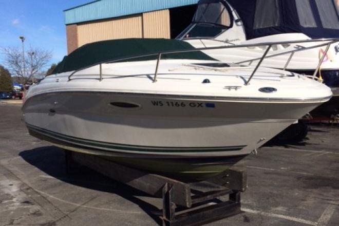 2004 Sea Ray 225 Weekender - For Sale at Madison, WI 53701 - ID 111718