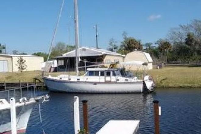 1973 Gulfstar Pilot House Motor Sailor - For Sale at Fort Myers, FL 33901 - ID 115482