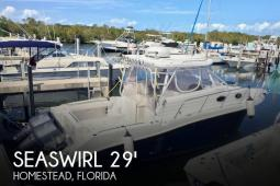 2003 Seaswirl Striper 2901 WA