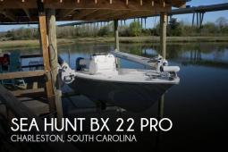 2014 Sea Hunt BX 22 Pro