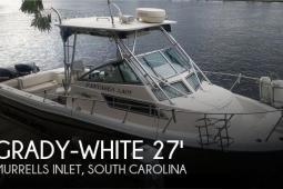 1999 Grady White 272 Sailfish