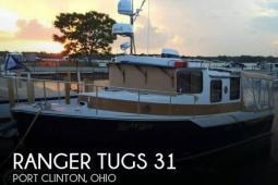 2015 Ranger Tugs 31
