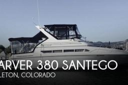 1996 Carver 380 Santego