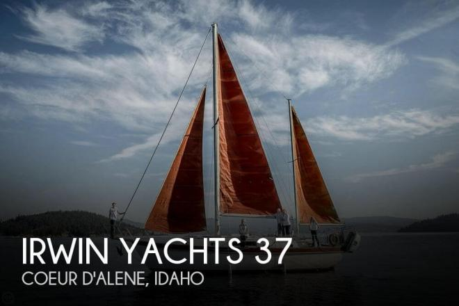 1979 Irwin 37 - For Sale at Coeur D Alene, ID 83814 - ID 115313