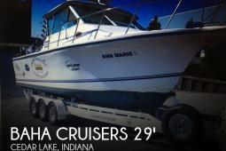 2005 Baha Cruisers 299 Sportfish