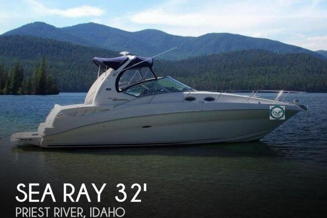 2007 Sea Ray 320 Sundancer - For Sale at Priest River, ID 83856 - ID 112822