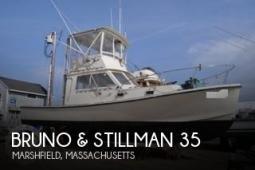 1979 Bruno & Stillman 35