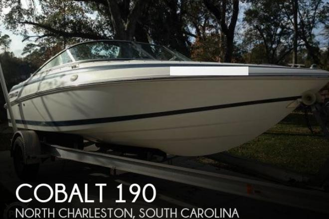 2002 Cobalt 190 - For Sale at North Charleston, SC 29405 - ID 112801