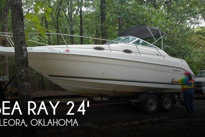 1995 Sea Ray 250 Sundancer - For Sale at Cleora, OK 74331 - ID 112453