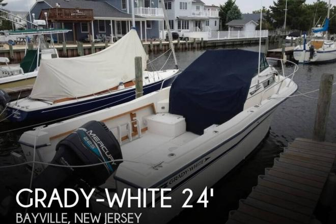 1988 Grady White 24 Offshore - For Sale at Bayville, NJ 8721 - ID 111744