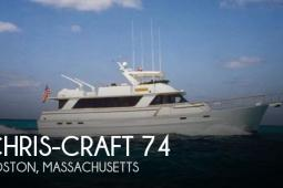 1979 Chris Craft 74