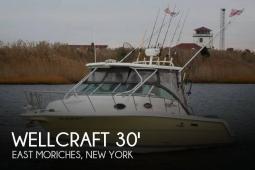 2004 Wellcraft Coastal 290 Tournament Edition