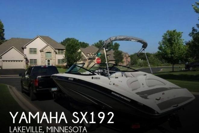 2014 Yamaha SX192 - For Sale at Lakeville, MN 55044 - ID 111563