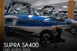 2015 Supra SA400