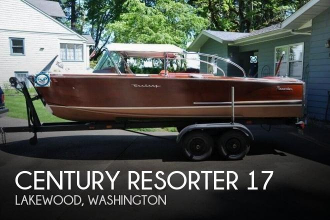 1959 Century 17 Resorter - For Sale at Lakewood, WA 98498 - ID 111466