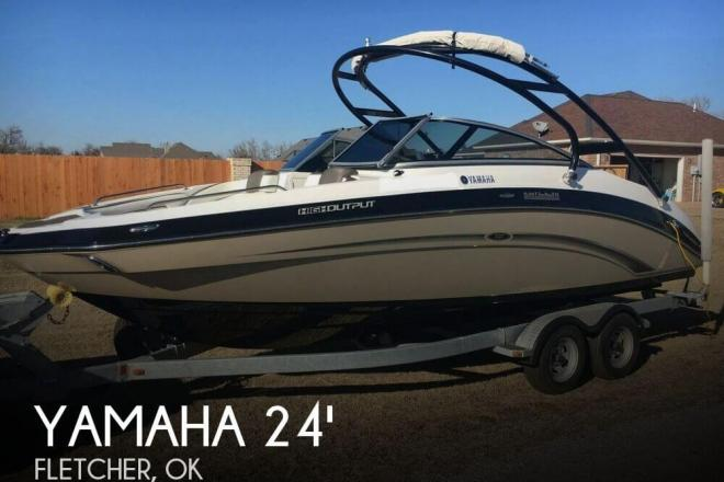 Yamaha 242 Limited S - For Sale at Fletcher, OK 73541 - ID 111373