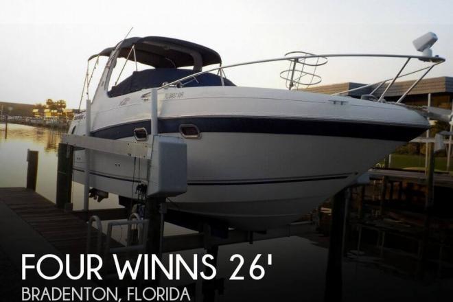 2004 Four Winns Vista 268 - For Sale at Bradenton, FL 34282 - ID 111623