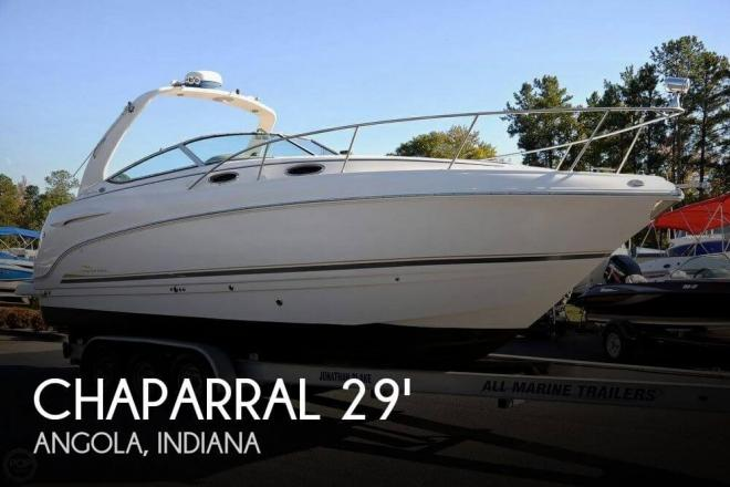 2004 Chaparral 270 Signature - For Sale at Angola, IN 46703 - ID 116555