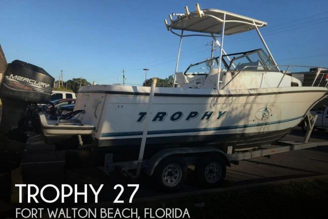 Craigslist Fort Walton Beach >> Trophy | New and Used Boats for Sale in FL