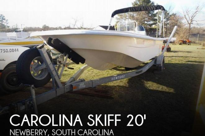2007 Carolina Skiff 218 DLV - For Sale at Newberry, SC 29108 - ID 111272