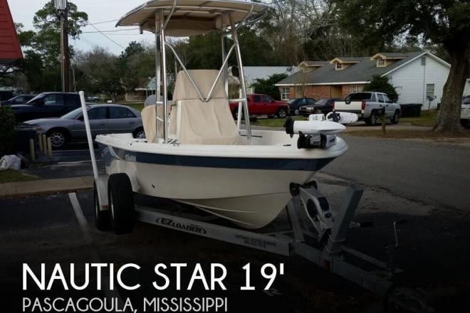 2013 Nautic Star 1910 Nautic Bay - For Sale at Pascagoula, MS 39581 - ID 111314