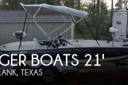 2013 Ranger INTRACOASTAL Z21i 45th Anniversary Edition