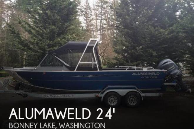 2014 Alumaweld 22 Intruder - For Sale at Bonney Lake, WA 98391 - ID 111054