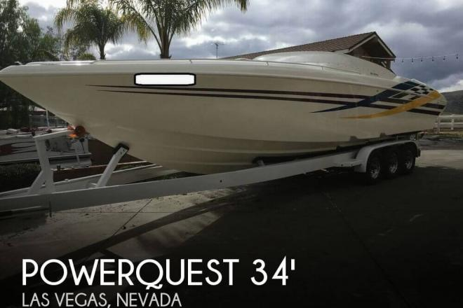 2000 Powerquest 340 Vyper - For Sale at Las Vegas, NV 89102 - ID 111195