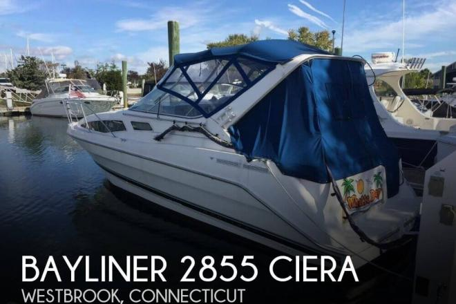 1997 Bayliner 2855 Ciera - For Sale at Westbrook, CT 6498 - ID 110933