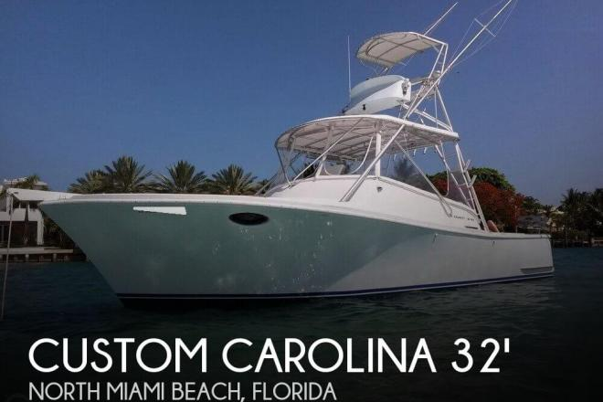 1996 Priority 32SS Custom Sport Fisherman - For Sale at North Miami Beach, FL 33160 - ID 110805