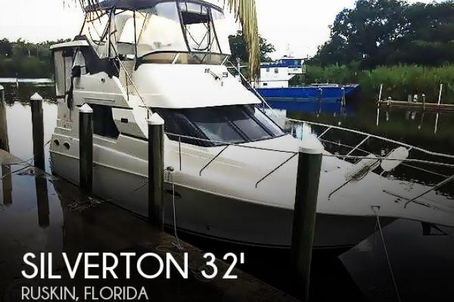 1998 Silverton 322 Motoryacht - For Sale at Ruskin, FL 33570 - ID 110831