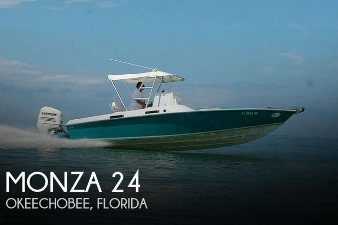 1980 Monza 24 - For Sale at Okeechobee, FL 34972 - ID 110791