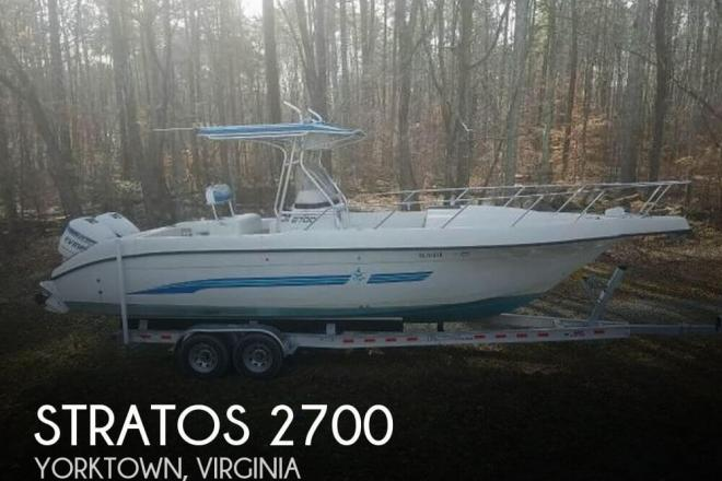 Stratos   New and Used Boats for Sale