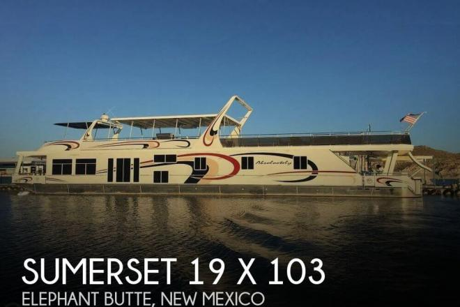 2007 Sumerset Houseboats 19 x 103 - For Sale at Elephant Butte, NM 87935 - ID 111003