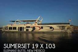 2007 Sumerset Houseboats 19 x 103
