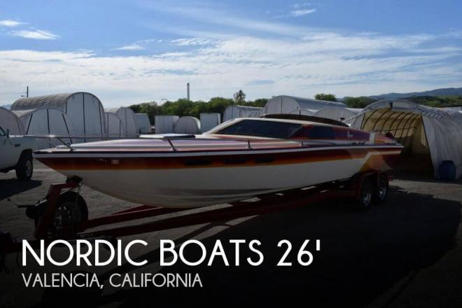1988 Nordic Viking 26 - For Sale at Valencia, CA 91354 - ID 111249