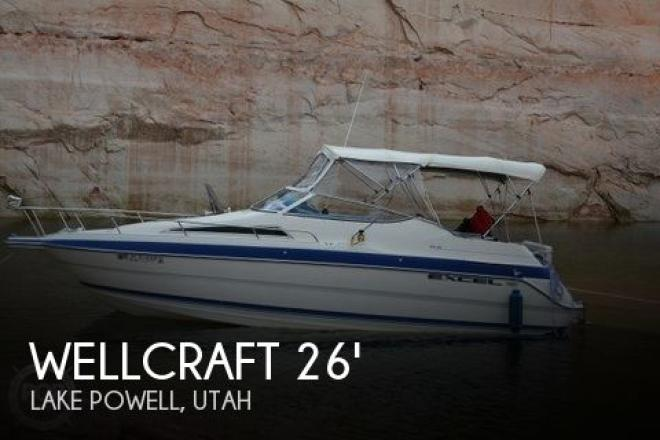 1994 Wellcraft Excel 26 SE - For Sale at Lake Powell, UT 84533 - ID 109734