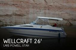 1994 Wellcraft Excel 26 SE