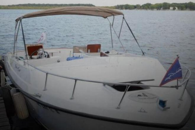 1977 Chris Craft 25 Sportsman - For Sale at Leesburg, IN 46538 - ID 110795