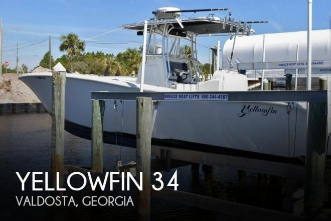 2005 Yellowfin 34 - For Sale at Mexico Beach, FL 32410 - ID 109641