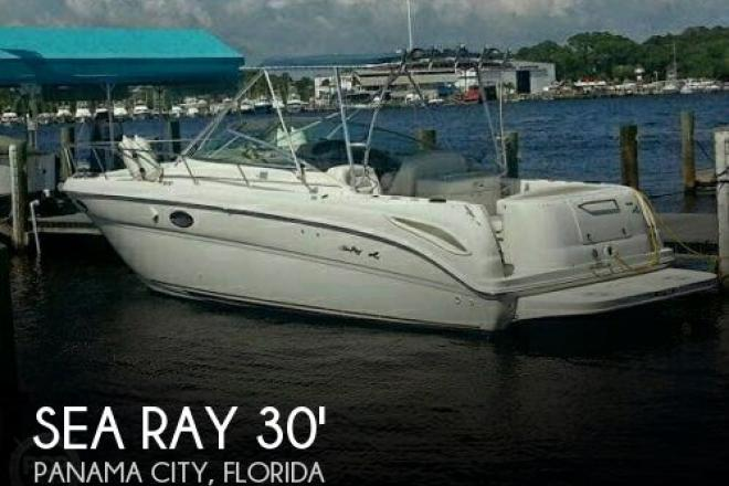 2000 Sea Ray Amberjack 290 - For Sale at Panama City, FL 32401 - ID 109560