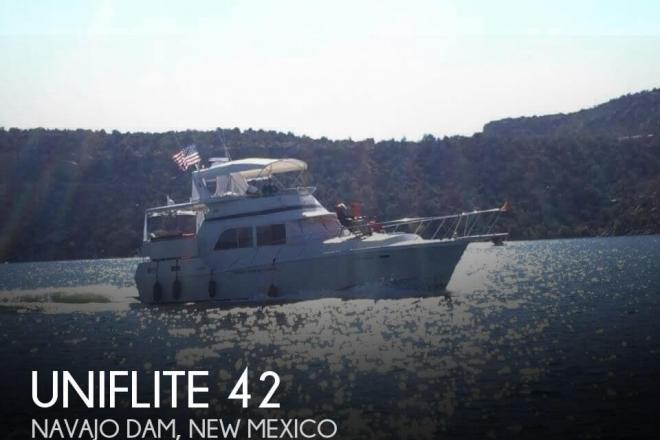 1984 Uniflite 42 - For Sale at Navajo Dam, NM 87419 - ID 109905