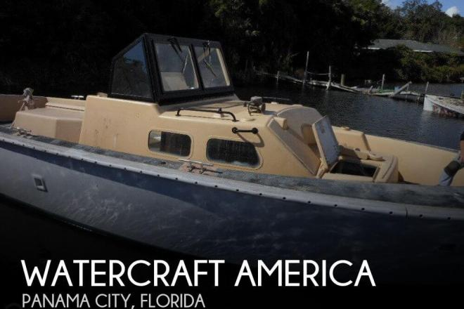 1985 Watercraft America 36 - For Sale at Panama City, FL 32401 - ID 103800