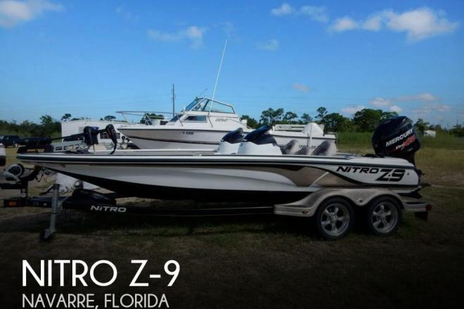2014 Nitro Z-9 - For Sale at Navarre, FL 32566 - ID 102498