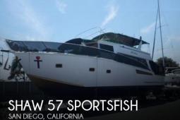 1994 Shaw 57 Sportsfish