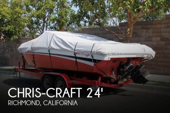 1988 Chris Craft 245 Limited - For Sale at Richmond, CA 94801 - ID 102179