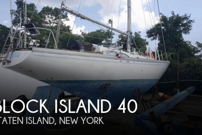 1977 Block Island 40 - For Sale at Staten Island, NY 10301 - ID 103090